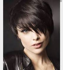 is a pixie haircut cut on the diagonal 18 best cosmetology portfolio haircutting images on pinterest