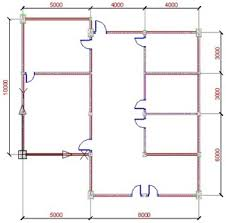 How To Make House Plans Creating Schedule From Your Autocad Drawing Cadnotes