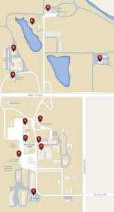 Wsu Map Campus Map Puyallup Research U0026 Extension Center Washington
