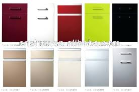 pvc kitchen cabinet doors pvc cabinet doors edged pvc kitchen cabinet doors price