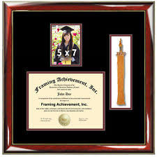 diploma frames with tassel holder college diploma frame ebay
