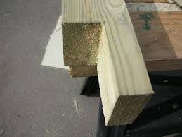 Newel Post To Handrail Fixing Fitting Newel Posts Decking