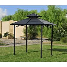 Patio Gazebos by Gazebos With Metal Roof Image Pixelmari Com
