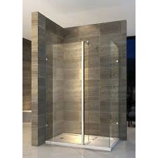 1500 Shower Door Gazza New Frameless Walk In Shower With Base 900 X 1500 X 1950