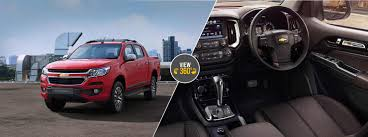 chevrolet colorado u2013 powerful 4x4 trucks chevrolet thailand