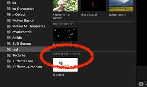 fcp co forum topic change of theme of a motion 5 template 1 1