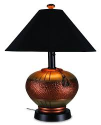 Copper Table Lamp Phoenix Copper Resin Table Lamp 53917