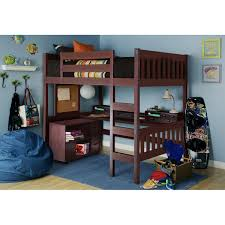 Bunk Bed With Play Area by Bunk Beds Costco