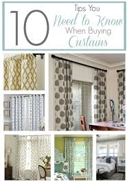 How To Choose Window Treatments 10 Tips On How To Choose Curtains