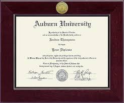auburn diploma frame auburn tigers diploma frame 238266