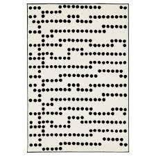 Black White Checkered Rug Rugs Buy Rugs Online Ikea