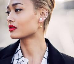 second ear piercing earrings three tips on ear piercing