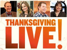 food network thanksgiving live 2013 recipes eat like no one else