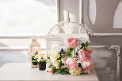 Shabby Chic Bird Cages by Vintage Shabby Chic Bird Cage Stock Photos Images U0026 Pictures