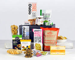 Diabetic Gift Basket Luxury Diabetic Hampers Diabetic Gift Box Luxury Hampers