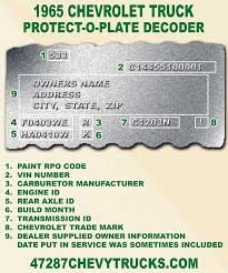 47287chevytrucks protect o plate decoders