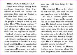 great good samaritan story for kids 23 with additional coloring