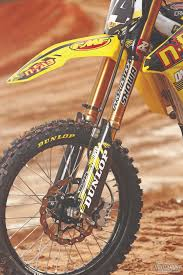 motocross action magazine we ride davi millsaps u0027 never used suzuki