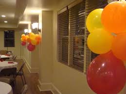 diy fiesta party balloons balloon decoration idea loversiq