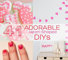 Homemade Decorations For Valentine S Day by 41 Exciting Diy Valentine U0027s Day Ideas Diy Cozy Home