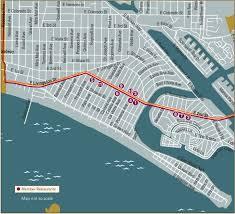 Long Beach Map Maps Long Beach City Guide
