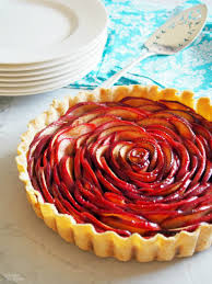 rose apple pie tutorial comfortably domestic