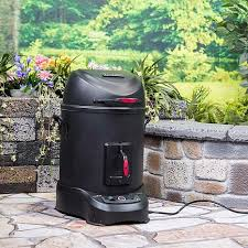 who has the best black friday deals on electric smokers char broil 504 vertical black electric smoker 7633746 hsn