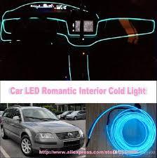 Car Led Interior Lights For Vw Volkswagen Passat Lingyu Diy 9 Meters 12v Car El Cold