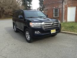 land cruiser toyota 2016 2016 toyota land cruiser stands out in suv crowd wtop