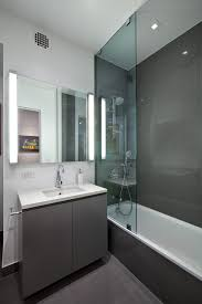 manhattan medicine cabinet company manhattan loft contemporary bathroom new york by virtus design