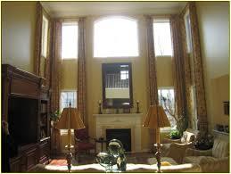 Wall Decor For High Ceilings by Window Treatments For High Windows 37 U2013 Radioritas Com