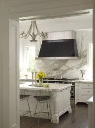 Best Backsplash Images On Pinterest Kitchen Backsplash White - Marble kitchen backsplash