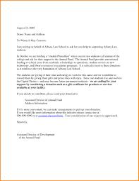 Business Memorandum Letter by Sample Solicitation Letter For Business The Letter Sample