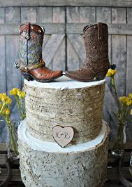 western wedding cakes western and groom wedding cake topper western wedding boots