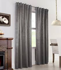 dual header curtains rod and pocket styles