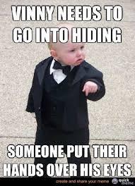Vinny Meme - godfather baby meme angel pinterest baby memes meme and memes