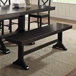dining room best of dining room tables with benches round