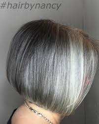 highlights to hide white hair 60 gorgeous hairstyles for gray hair