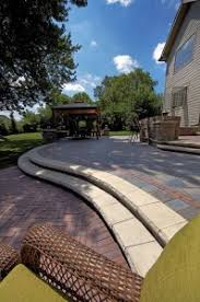 Raised Paver Patio Raised Paver Patio Is It A Idea Two Brothers Brick Paving