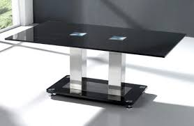 black and glass coffee table black glass and chrome coffee table black glass coffee tables