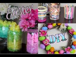 Easy Easter Decorations To Make At Home 4 diy easy easter decoration gift ideas youtube