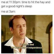 Settle Down Meme - basically me ask anyone bedtime settle down i m gonna