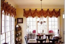 window treatments for large dining room windows window
