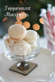 Best Home Decorating Blogs 2011 Easy Peppermint Macarons U0026 Holiday Decor Yummy Mummy Kitchen A