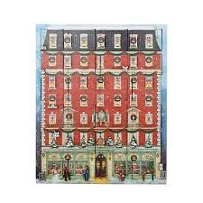 advent calendar fortnum s wooden advent calendar with confectionery fortnum