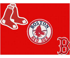 sox logos machine embroidery design for instant