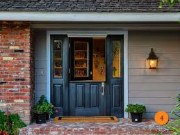 Steel Exterior Entry Doors Exterior Fiberglass Doors For Sale Cheap Home Depot Prehung