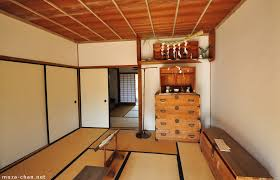 Japanese House Layout Traditional Japanese House Tatami And Some Superstitions