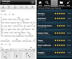 ultimate guitar tabs apk ultimate guitar tabs chords apk v4 2 0 version apkyoung