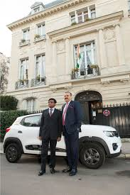 renault paris make in india renault kwid completes 18 996 km long delhi paris